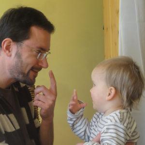 wir verstehen Fingersprache