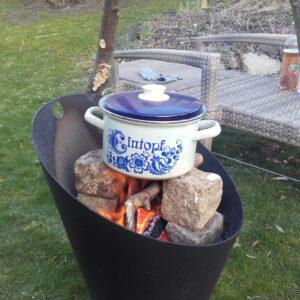 Kochen überm Feuer